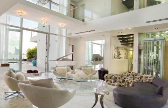Villa in Miami heat-4