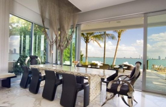 Villa in Miami heat-5
