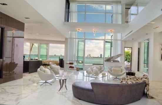 Villa in Miami heat-6