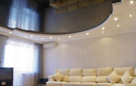 combination of styles in ceiling design-500x305