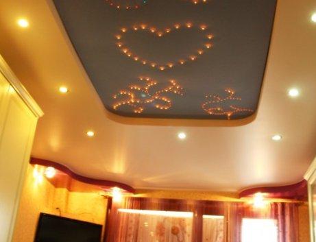 lightening in living room3-500x375