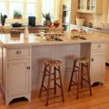 Classical Kitchen with Island Design thumbnail