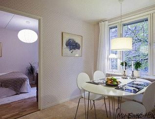Photos of different apartments decorated to inspire you