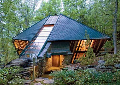 Top eco friendly design ideas to build your dream house for Best eco friendly house designs