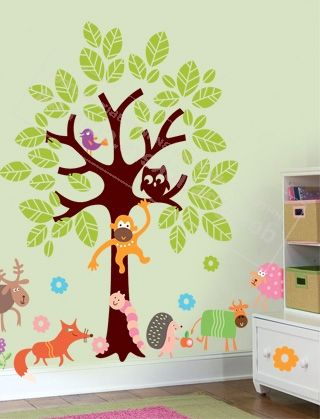 Kids-Wall-Sticker-Animal2