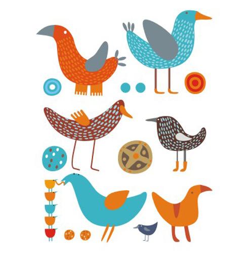 Kids-Wall-Sticker-Birds-4