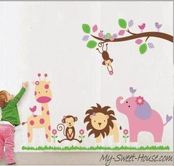 Kids-Wall-Sticker-Jungle-10