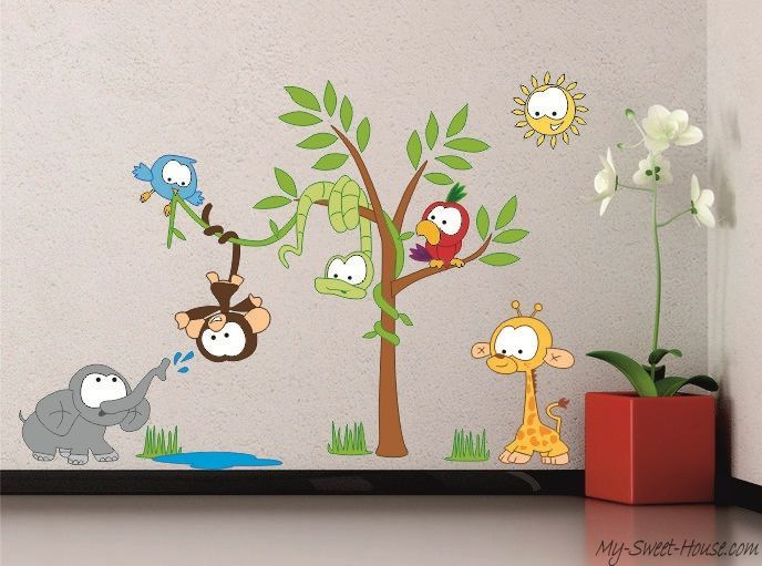 Kids-Wall-Sticker-Jungle-14