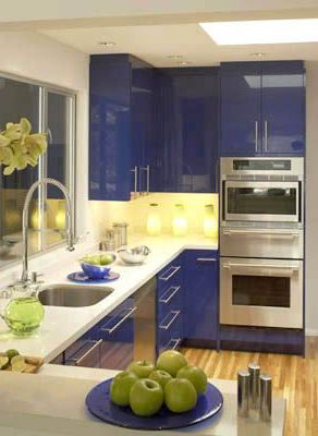 Small Kitchen Design Idea 9