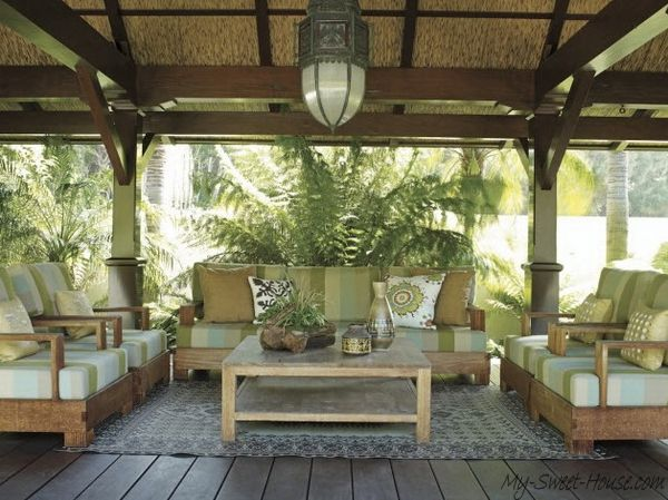 veranda design tips and 70 photos of decorating ideas
