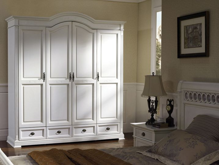 Classic Bedroom Wardrobe Design