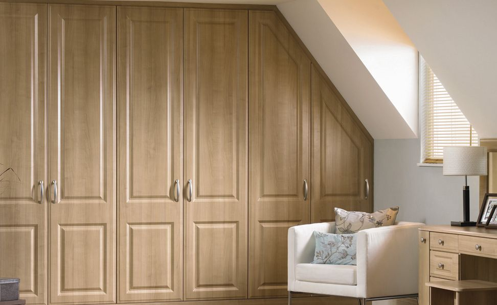 Fitted Bedroom Wardrobe Design