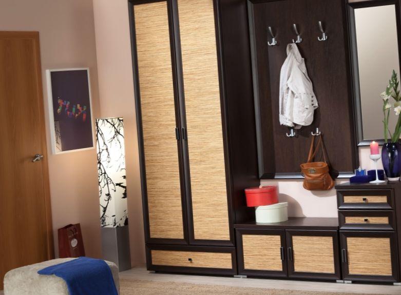 Hallway Traditional Wardrobe Design