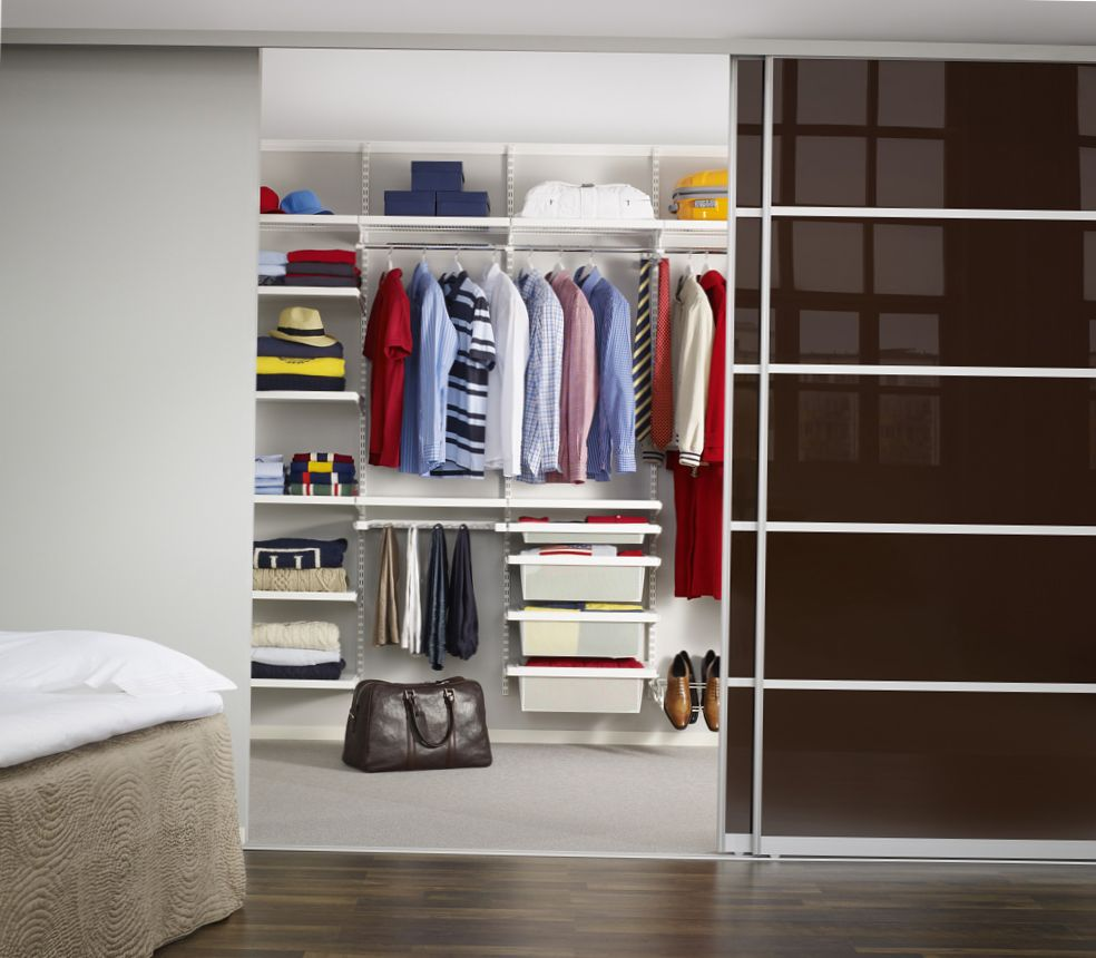 Modern Wardrobe Design With Sliding Doors