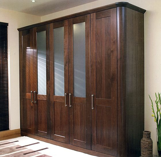 Traditional Wooden Wardrobe