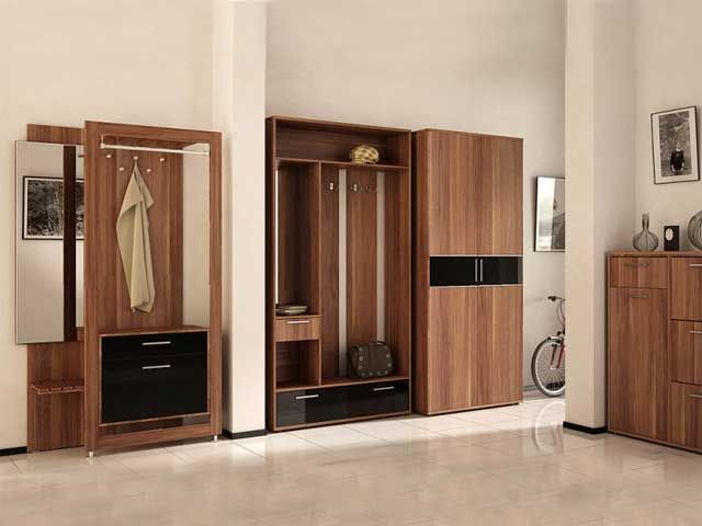 Wooden Wardrobe Design