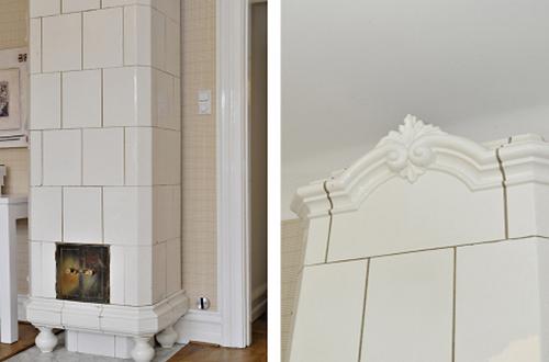 white interior design with art idea2