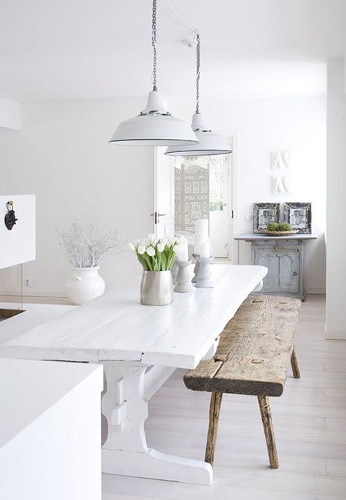 white interior desing idea 1