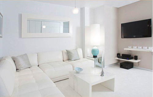 white interior desing idea 3