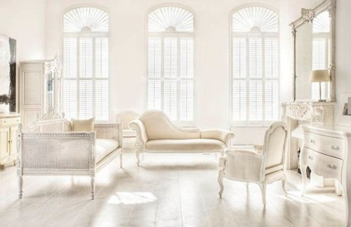 white interior desing idea 7