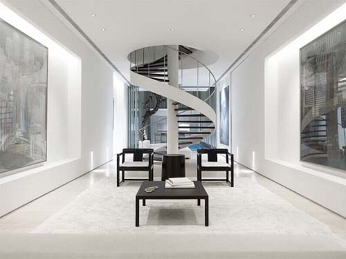 white interior desing idea 9