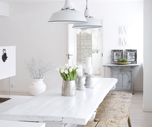 white interior desing idea - thumbnail